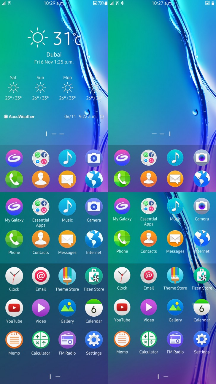 New Update Rolling Out To Samsung Z3