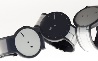 Sony's FES Watch with ePaper band to go on sale this week