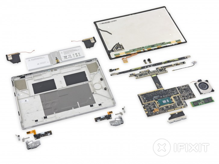 Microsoft Surface Book receives 1/10 repairability score on
