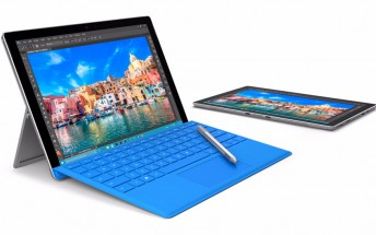Microsoft outs new Surface Pro 4 ad