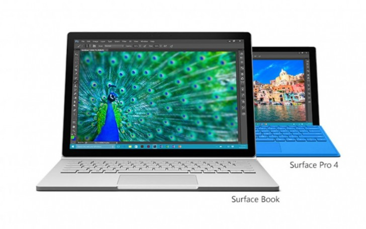 firmware and driver for surface pro 4