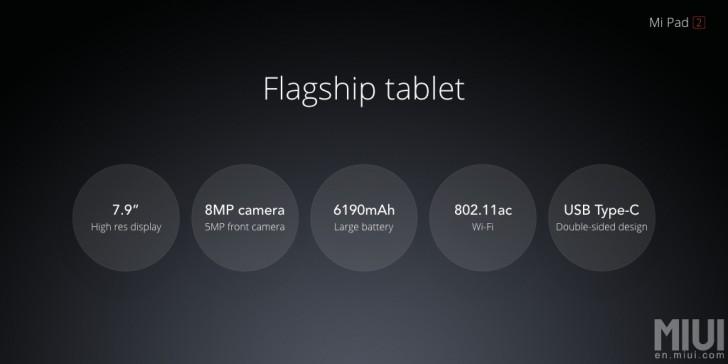 The Xiaomi Mi Pad 2 Will Also Have A Windows 10 Version