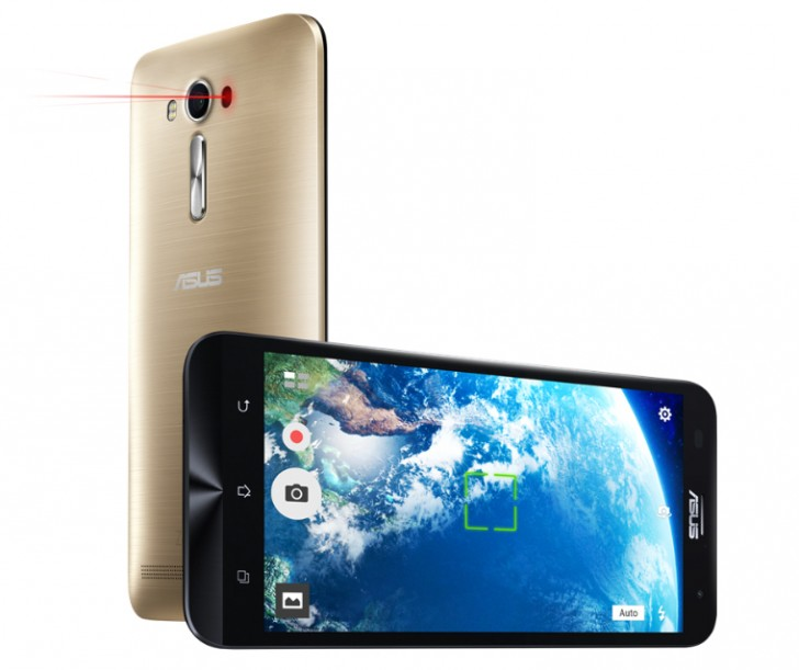 Asus Unveils A New Zenfone 2 Laser For The US Out Today 199