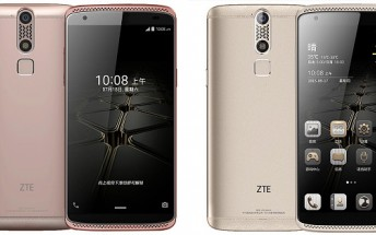 Pressure-sensitive ZTE Axon mini Premium now available globally