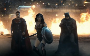 Check out the second 'Batman v Superman: Dawn of Justice' trailer