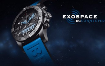 Breitling Exospace B55 is an aviator's luxury smartwatch