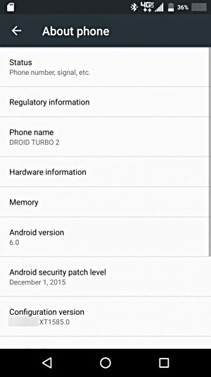 Marshmallow update starts rolling out to Motorola Droid ...