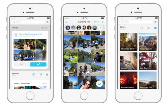 Facebook will make you use its Moments app to sync your mobile photos