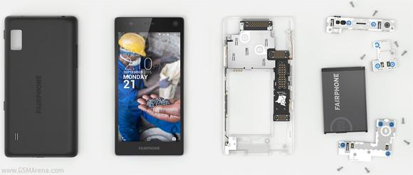 Fairphone 2 modular smartphone has started shipping ...