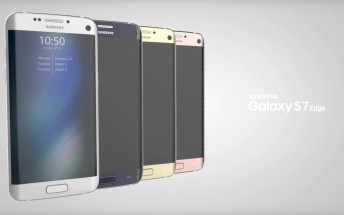 Check out this gorgeous Samsung Galaxy S7 edge concept video