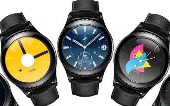 Samsung to spruce things up with Platinum and Rose Gold Gear S2 models