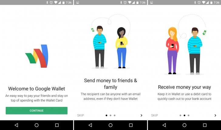 Google Wallet users can now send money with just a phone