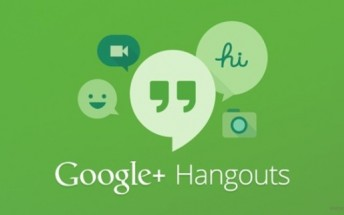 Hangouts 8.0 for iOS brings support for 60-sec videos