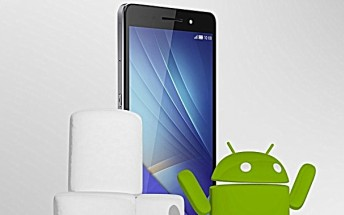 Marshmallow rolling out to Huawei Honor 7 in India
