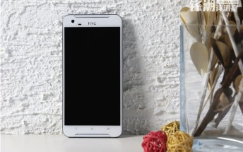 HTC One X9 now stars in live photo shoot