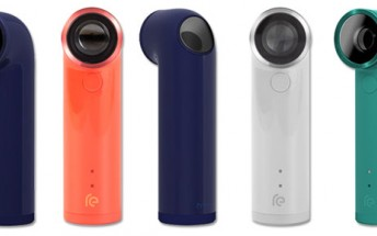 HTC RE camera now selling for just £69.50 in UK