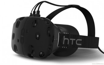 HTC Vive to be commercially available in April 2016