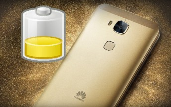 Huawei G8 battery life test