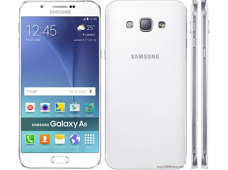 Samsung Galaxy A8 for Japan with an Exynos 5433 SoC is now