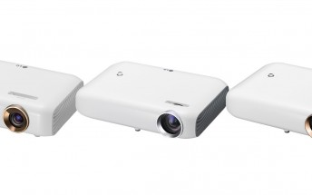 Refreshed LG Mini Beam portable projectors lineup coming at CES 2016