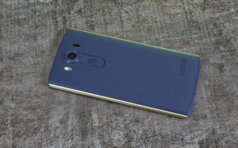 LG sells 450,000 V10 units in North America in 45 days