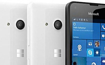 Microsoft Lumia 550 getting new update; 'Double Tap to Wake' not included