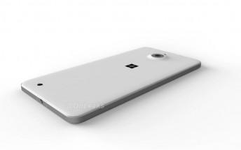 Alleged Lumia 850 renders leaked