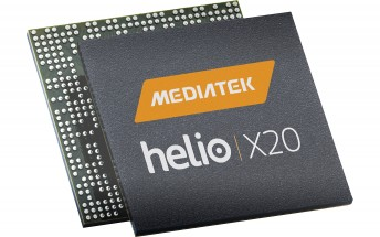 Mediatek Helio X20 posts record scores on GeekBench