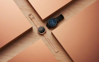 Motorola launches second generation Moto 360 in India