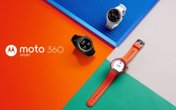 Moto 360 Sport landing in UK and France this month, US in January