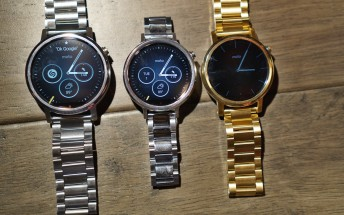 Moto 360 (2nd gen) starts at just £200 in the UK until December 27