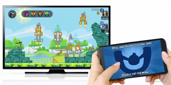 More Chromecast-enabled games are now available on Android