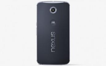 Motorola Nexus 6 no longer available on the Google Store