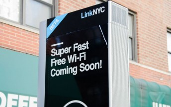 Ad-supported gigabit Wi-Fi kiosks appearing in NYC to replace disconnected phone booths