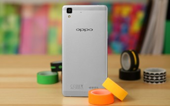 Oppo's advent calendar game counts down to €80 discounts on R7 series