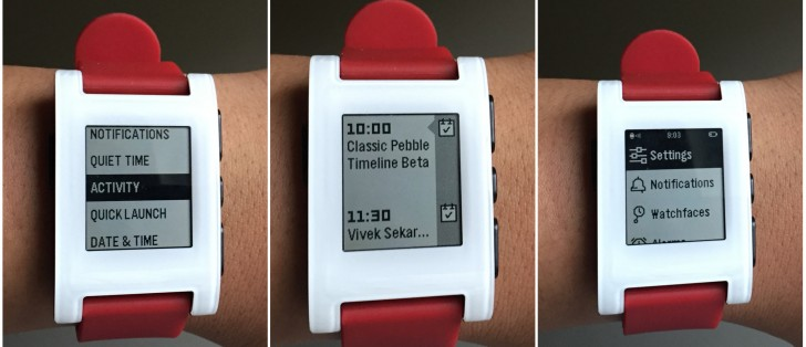 Pebble's Timeline interface is coming to the Classic and ...