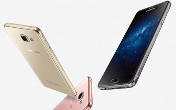 Samsung Galaxy A7 (2016) and A5 (2016) up for sale in China