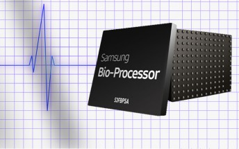 Samsung Bio-Processor can track muscle mass and body fat