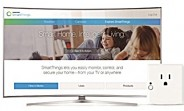 Samsung's entire 2016 smart TV line-up will feature IoT support