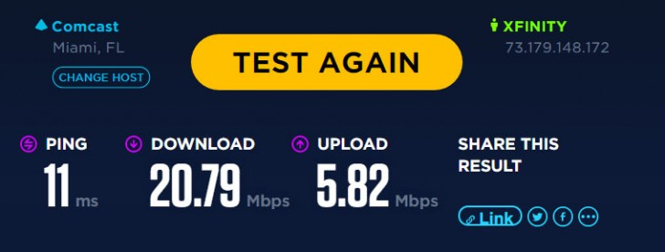 SpeedTest Beta available to the public - no Flash required
