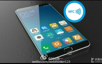 Upcoming Xiaomi Mi 5 flagship will have NFC after all