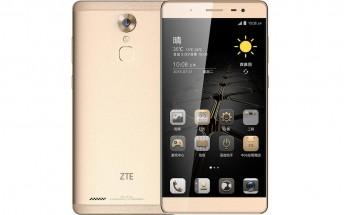 ZTE announces 6.0-inch Axon MAX