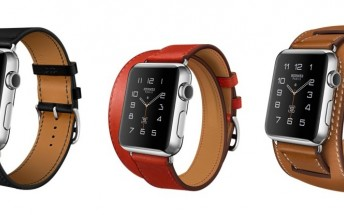 Apple Watch Hermes now available online, prepare $1,250 for the Double Tour