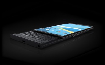 BlackBerry Priv caught running Android Marshmallow in a video