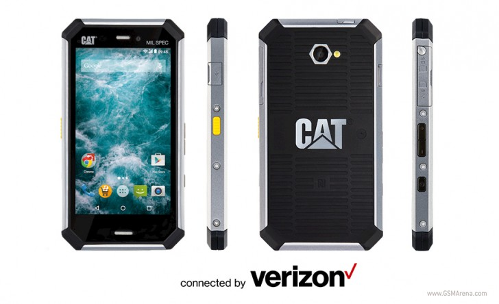 Rugged Cat S50c Launches For Verizon
