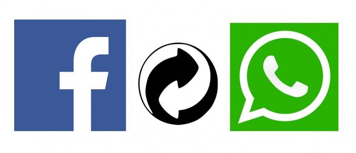 latest whatsapp build reveals facebook linking option gsmarena blog