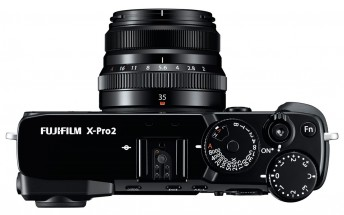 Fujifilm announces X-Pro2, X70, X-E2S, and XP90