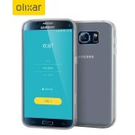 Samsung Galaxy S7 (unofficial renders) in Olixar cases