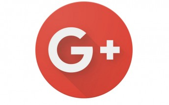 Google+ for Android update autohides the bottom bar, autocompletes search suggestions