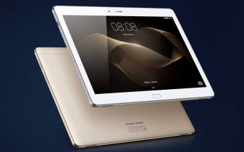Huawei adds the MediaPad M2 audio-centric tablet to its lineup